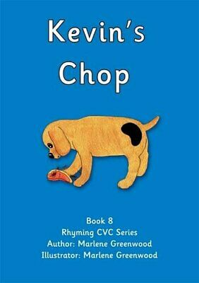 Kevin's Chop (Red CVC Series) by Greenwood, Marlene Paperback Book The Cheap