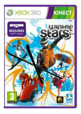 Winter Stars - Kinect Required (Xbox 360) - Game  PSVG The Cheap Fast Free Post