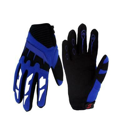 3-12 Year Old Children Roller Skating Bicycle Scooters Full Finger Riding Gloves