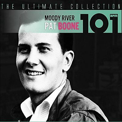 Pat Boone-101 Moody River The Ultimate Collection CD NEW