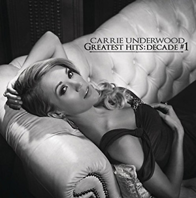 `Underwood, Carrie`-Greatest Hits: Decade Number 1 Cd New