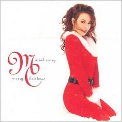 Mariah Carey Merry Christmas CD NEW All I Want For Christmas Is You/Silent Night