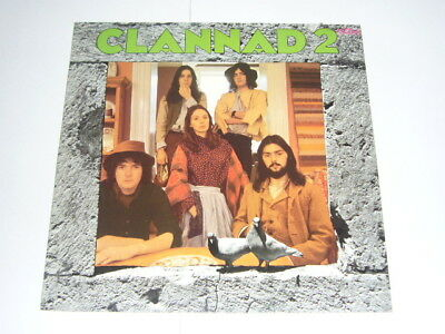 Clannad ‎– Clannad 2  Vinyl LP Germany 1976 NM/NM