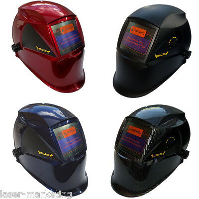 Auto Darkening Solar welders Welding Helmet Mask with Grinding Function