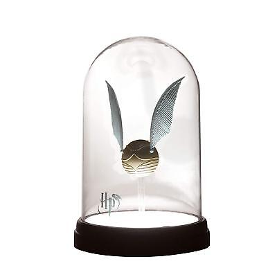 Official Harry Potter Golden Snitch Bell Mood Light Desk Table Lamp New & Boxed
