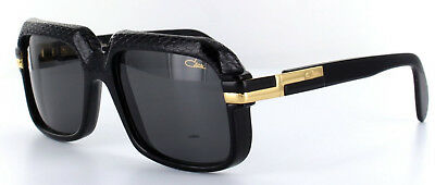7543e12f2e6 Cazal 607 3 Sunglasses 607 Half Snake Skin Color 705 Black Gold Authentic  New