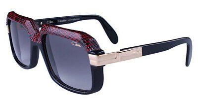 ae028718a5f3 Cazal 607 3 Sunglasses 607 Half Snake Skin Color 702 Black Gold Authentic  New