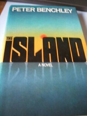 The Island by Benchley, Peter Hardback Book The Cheap Fast Free Post