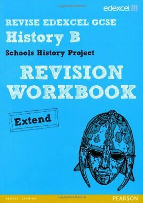 REVISE EDEXCEL: Edexcel GCSE History Specification B Schoo... by Bushnell, Nigel