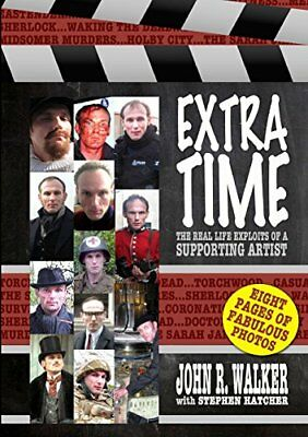 Extra Time by Walker, John R. Book The Cheap Fast Free Post