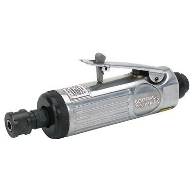 "1/4"" Air Die Grinder, Compact, Paddle Trigger, Central Pneumatic #92144 4.5 CFM"