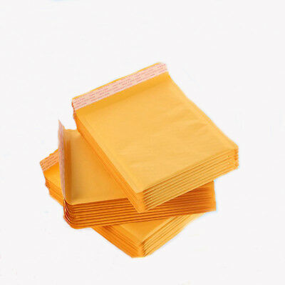 Kraft Paper Poly Plastic Bubble Envelope Mailer Mailing Shipping Bags Packagings