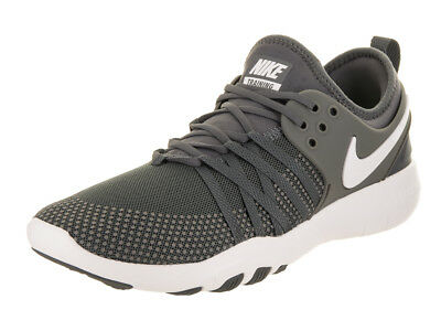 351d8a83c367 See Details. Nike Free TR 7 Womens Training Running Shoes Dark Grey White  904651 002 Size