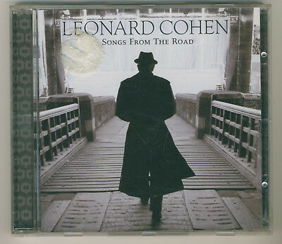 Leonard Cohen - Songs From The Road CD (2010)