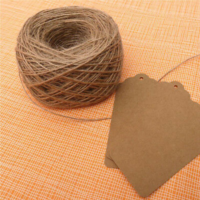 CHUNKY SPARKLING GOLD CHRISTMAS BAKERS TWINE 5mm THICK WRAPPING STRING CORD