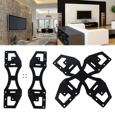 "TV Wall Mount Bracket Extension 32 32 37 40 42 46 50 55 60"" LCD LED Flat Screen"