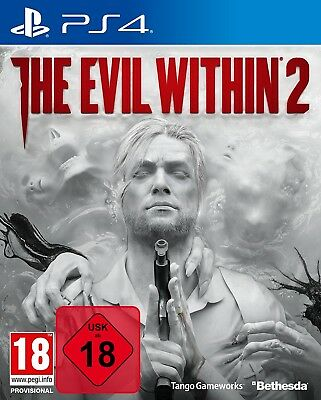 The Evil Within 2 - PS4 Playstation 4 Spiel - NEU OVP - Uncut