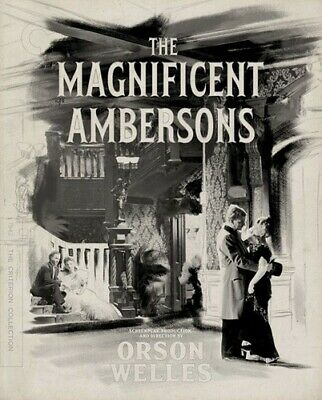 Criterion Collection: The Magnificent Ambersons [New Blu-ray] 4K Mastering, Fu