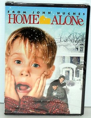 HOME ALONE (DVD) BRAND NEW Factory Sealed FREE SHIPPING !!!