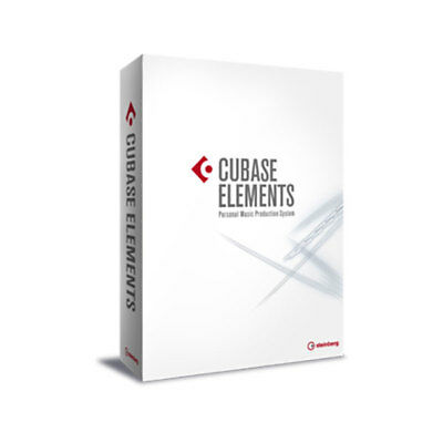 Steinberg Cubase Elements 9 EE (Educational Software)
