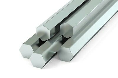 Aluminium Hexagonal Bar Many sizes and lengths Aluminum Alloy Hex Hexagon Rod