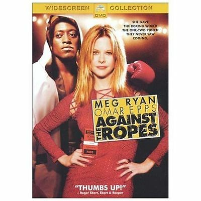 Against the Ropes (BRAND NEW DVD, 2004) Meg ryan, FREE SHIPPING !!