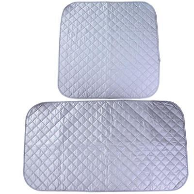 New Portable Folding Household Ironing Pads Clothes Ironing Board Cover Mat SP