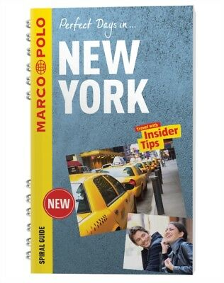 New York Marco Polo Spiral Guide (Marco Polo Spiral Travel Guides...