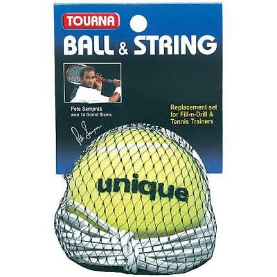Unique Tennis Trainer Replacement Ball And String