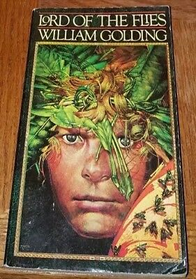 Lord of the Flies - William Golding (Softcover) Perigee Books *Good Condition*