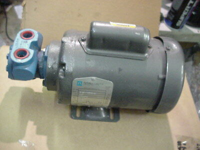 NEW Tuthill L series lubrication oil gear pump 00LEA 00LE 1gpm 1/4hp 1ph motor