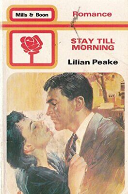 Stay Till Morning by Peake, Lilian Paperback Book The Cheap Fast Free Post