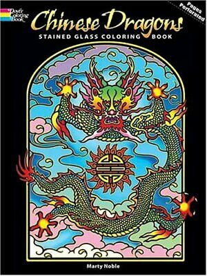 Chinese Dragons S G Col Book (Dover Picto... by Marty Noble Paperback / softback