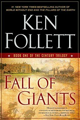 Fall of Giants (Century Trilogy) by Follett, Ken Book The Cheap Fast Free Post