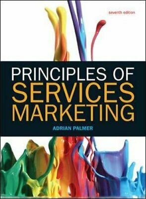 Principles of Services Marketing (UK Higher Education Busin... by Palmer, Adrian