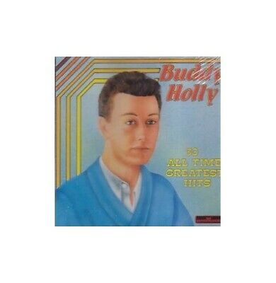 Buddy Holly - 30 All Time Greatest Hits - Buddy Holly CD QYVG The Cheap Fast The