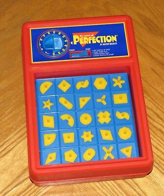 The Game of Perfection - 1990 Milton Bradley - Complete & Nice