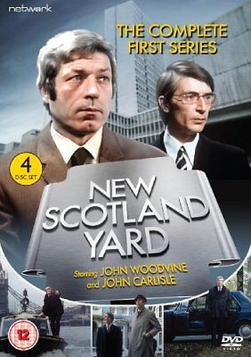 New Scotland Yard - The Complete Series 1 [DVD] -  CD DCVG The Fast Free