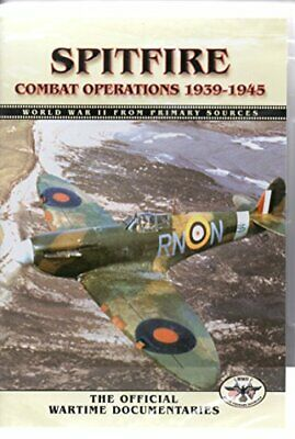 Spitfire: Combat Operations 1939-1945 -  CD TSVG The Fast Free Shipping