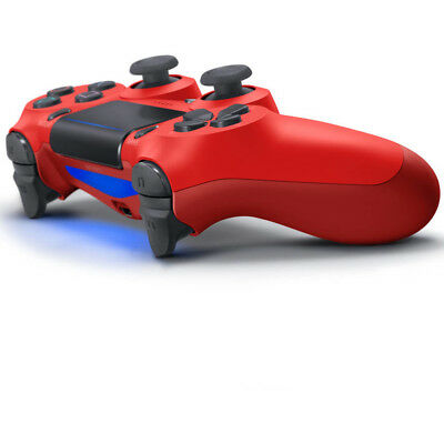 PlayStation 4 DualShock 4 Controller, Magma Red,