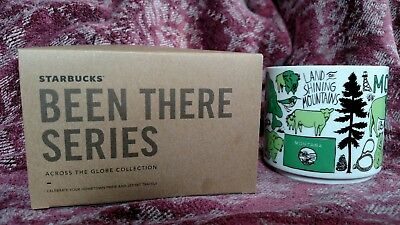 Starbucks Been There Series New Montana Coffee Mug Across the Globe Collection