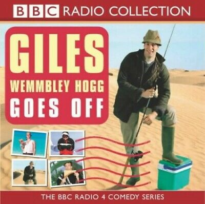 Giles Wemmbley Hogg Goes off (Radio Collection) by Marcus Brigstocke CD-Audio