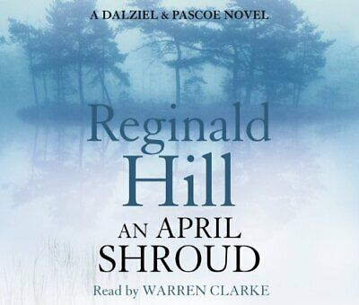 An April Shroud by Hill, Reginald Book The Cheap Fast Free Post