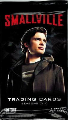 SEASONS 7-10 THE FINAL SEASONS SMALLVILLE Complete Base Card Set New For 2012