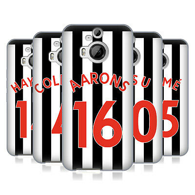Newcastle United Fc Nufc 2017/18 Players Home Kit 2 Gel Case For Htc Phones 2