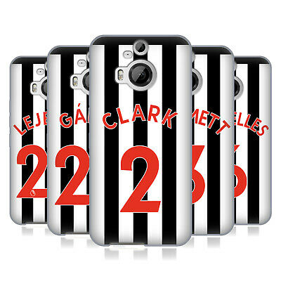 Newcastle United Fc Nufc 2017/18 Players Home Kit 1 Gel Case For Htc Phones 2