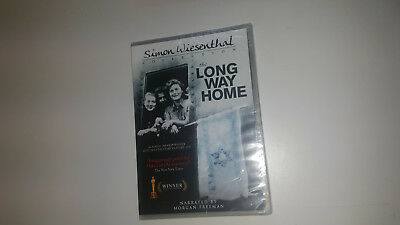 * New Sealed Dvd Film Movie * The Long Way Home - Simon Wiesenthal *