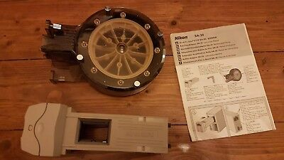 Nikon SA-30 ROLL FILM ADAPTER 35MM USE WITH COOLSCAN 5000 4000 NO L BRACKET