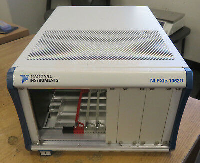 National Instruments PXIe-1062Q 8-Slot PXI Express Chassis 193895B-01