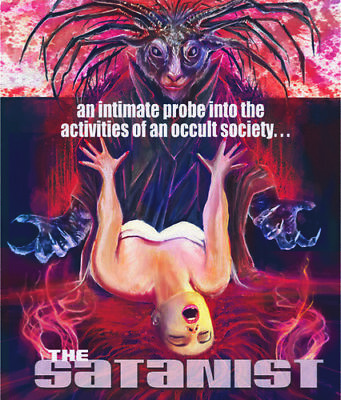 The Satanist [New Blu-ray]